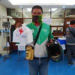 LINE MAN x Red Cross (4)