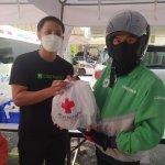 LINE MAN x Red Cross (5)