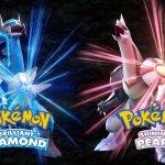 Pokémon Brilliant Diamond และ Pokémon Shining Pearl 1