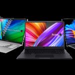 ASUS OLED Laptop Lineup