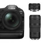 Canon EOS R3 _ RF Lenses