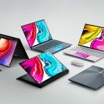 Zenbook 14X _ 14 Flip OLED_product lineup